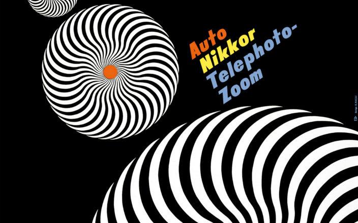 尼康(日本光学工业)海报