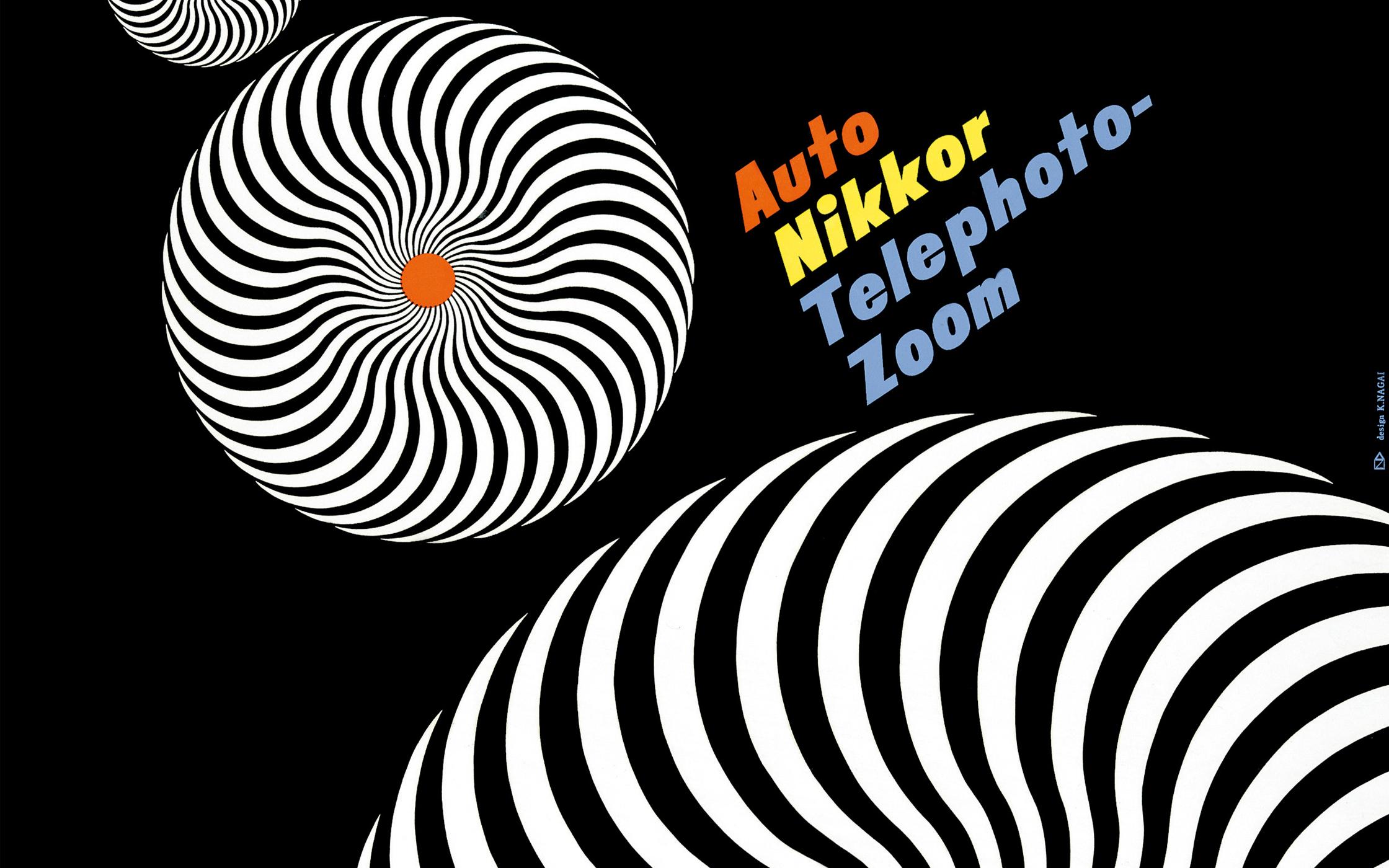 ニコン(日本光学工業)ポスター