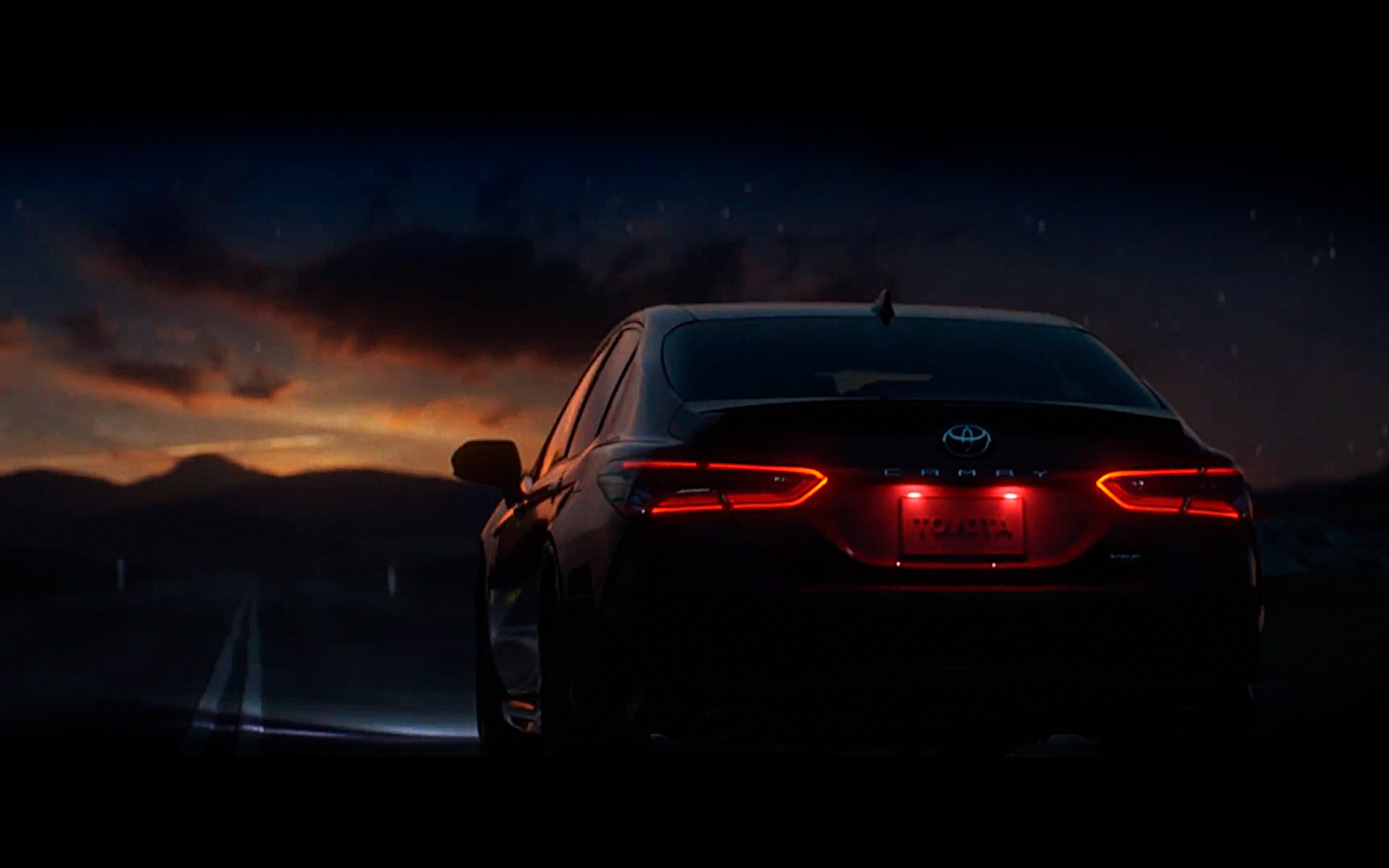 CAMRY Emotional Benefit Video