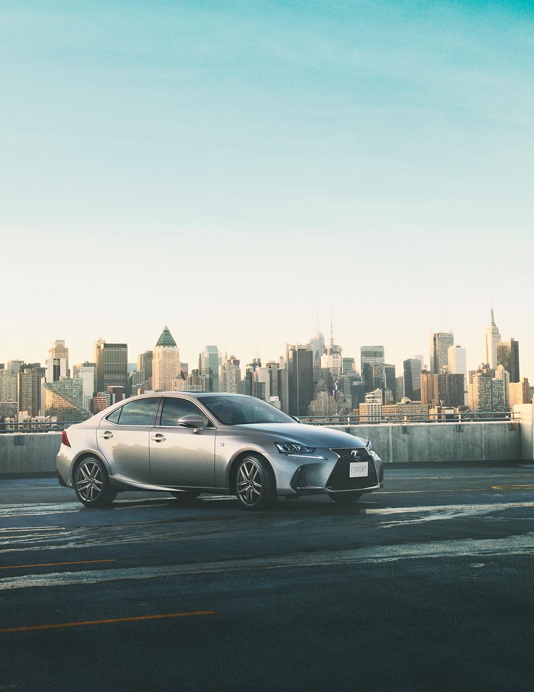 Lexus IS Overseas Catalog