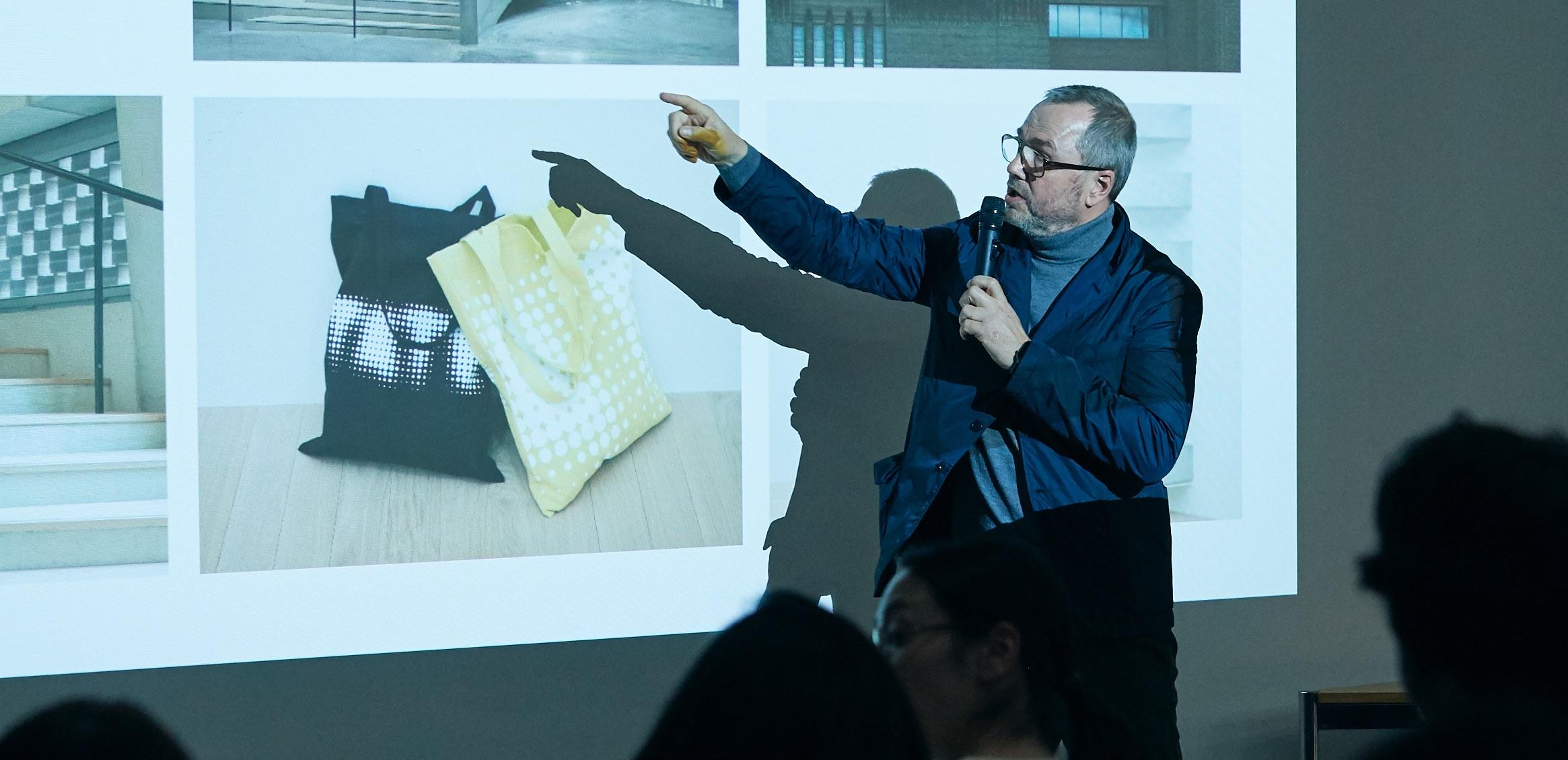 Sean Perkins & Yoshiaki Irobe デザイントークセッション