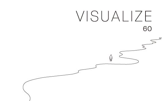 「VISUALIZE 60」および展覧会「VISUALIZE なるほど/だったりしてのデザイン」を開催