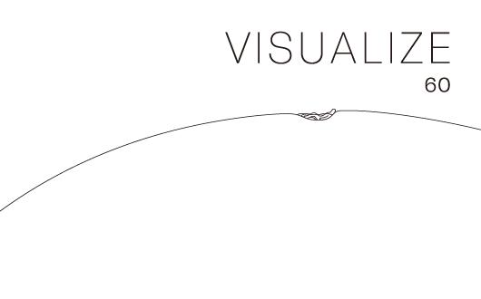 展覧会「VISUALIZE 60 Vol.2」を開催