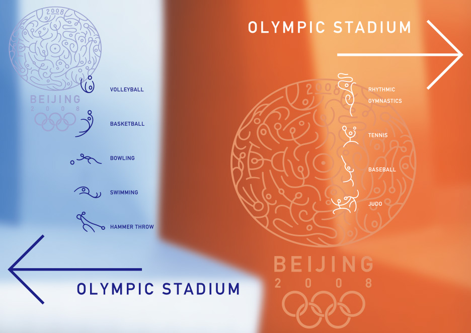 Entry For The Beijing Summer Olympic Games Symbol Design Competition