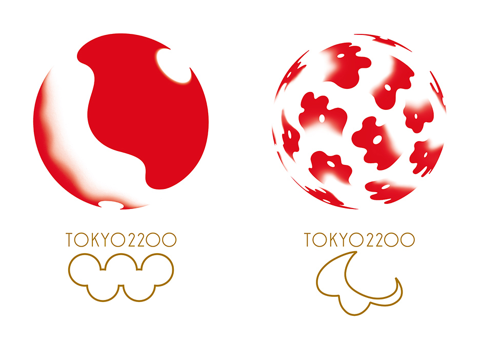 My First Design Proposal For The 2020 Tokyo Olympic Games Hara